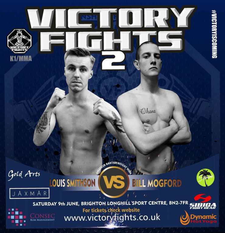 Louis Smithson vs. Bill Mogford