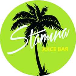 Stamina Juice Bar logo