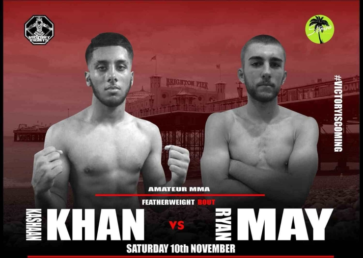 Kashaan Khan Vs Ryan May