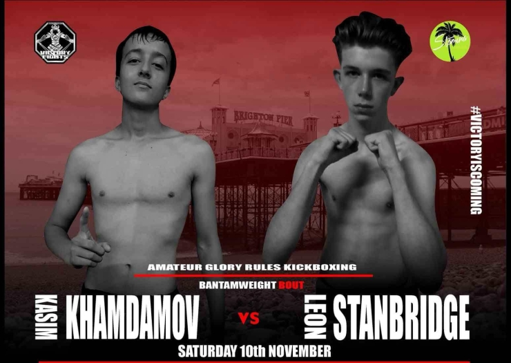 Kasim Khamdamov vs. Leon Stanbridge