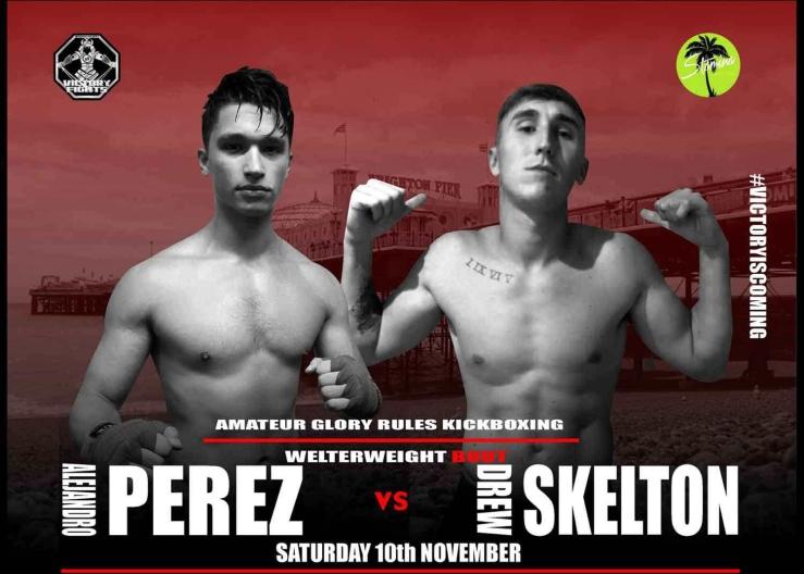 Alejandro Perez vs Drew Skelton
