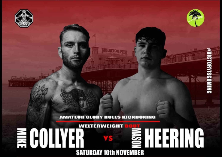 Mike Collyer Vs Mason Heering