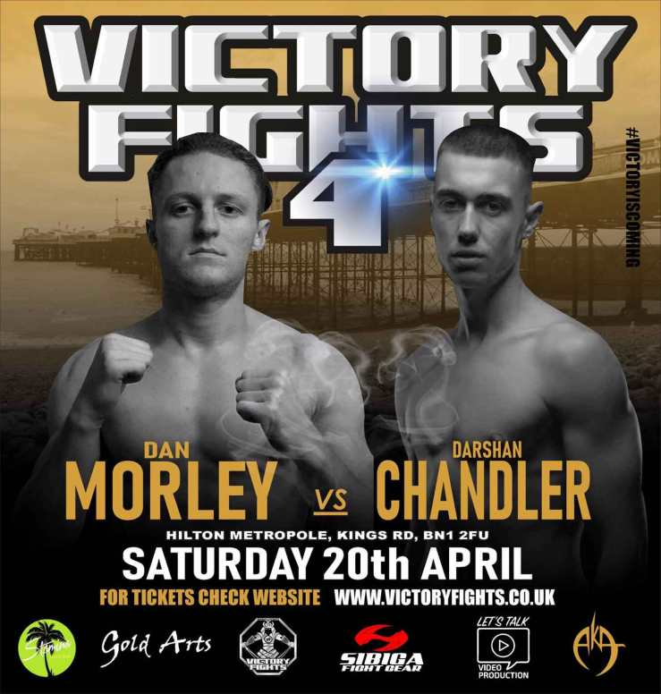 Dan Morley vs Darshan Chandler