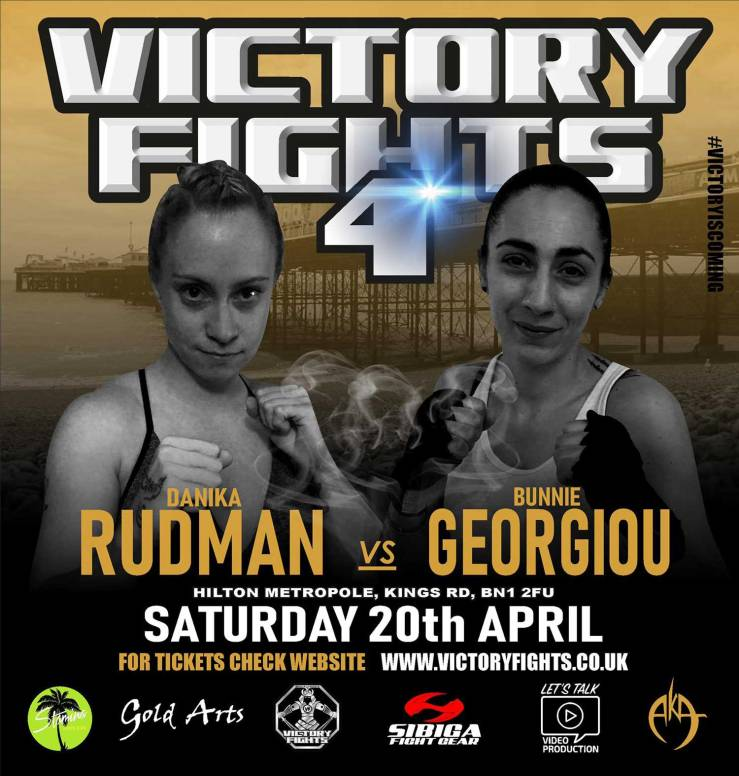Danika Rudman Vs Bunnie Georgiou