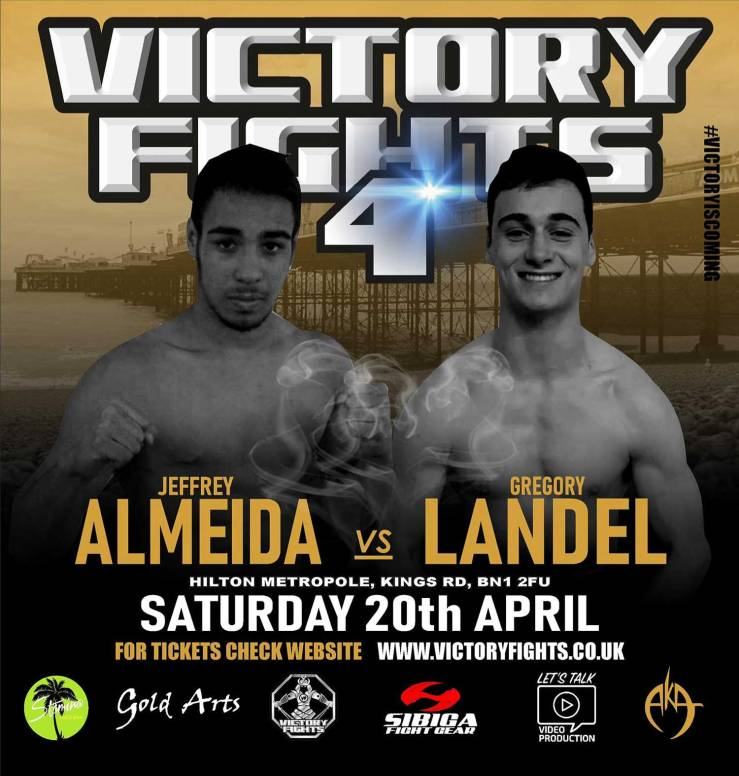 Jeffrey Almeida Vs Gregory Landel